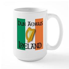 Dun Aengus Ireland Mug