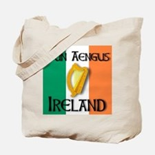 Dun Aengus Ireland Tote Bag