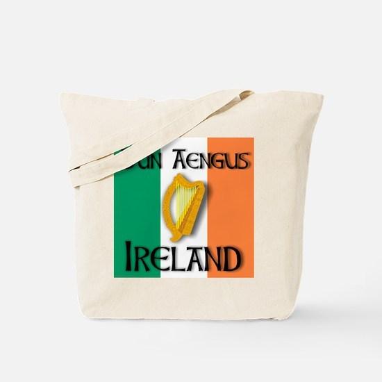 Dun Aengus Ireland Tote Bag