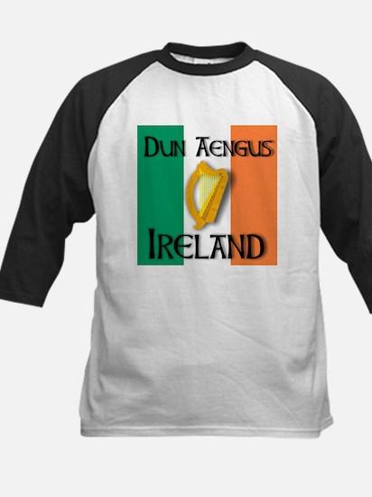 Dun Aengus Ireland Kids Baseball Jersey