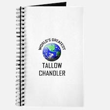 World's Greatest TALLOW CHANDLER Journal
