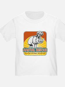Animal Rescue Hippopotamus T