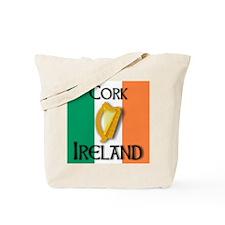Cork Ireland T Shirts Tote Bag