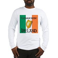 Clonmacnoise Ireland  Long Sleeve T-Shirt