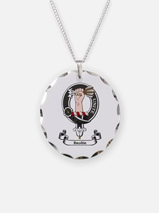 Badge - Brodie Necklace