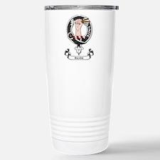 Badge - Brodie Stainless Steel Travel Mug