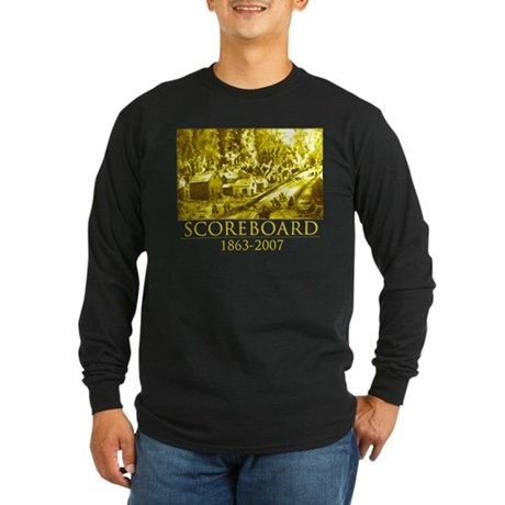 scoreboard-ping Long Sleeve T-Shirt