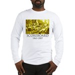 scoreboard-gold Long Sleeve T-Shirt