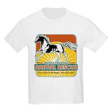 Animal Rescue Horse T-Shirt