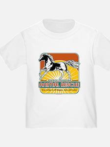 Animal Rescue Horse T
