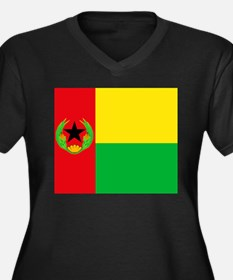 Cape Verde Historic Flag Plus Size T-Shirt