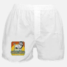 Animal Rescue Lion Boxer Shorts