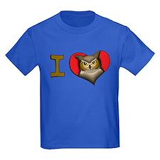 I heart owls T
