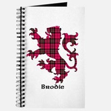 Lion - Brodie Journal