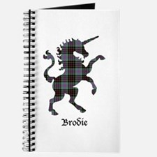 Unicorn - Brodie hunting Journal