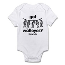 got Walleyes? Infant Bodysuit