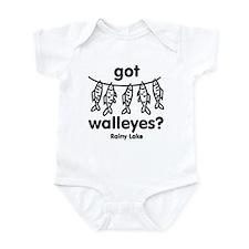 got Walleyes? Onesie