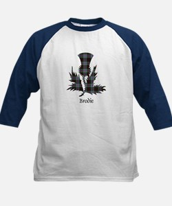 Thistle - Brodie hunting Kids Baseball Jersey