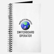 World's Greatest SWITCHBOARD OPERATOR Journal