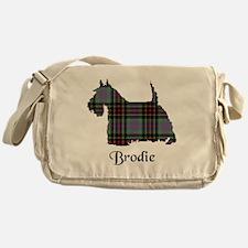 Terrier - Brodie hunting Messenger Bag
