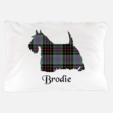 Terrier - Brodie hunting Pillow Case