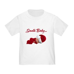 Santa Baby T