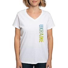 Ukraine Stamp Shirt