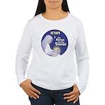Jesus the Reason Women's Long Sleeve T-Shirt