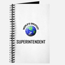 World's Greatest SUPERINTENDENT Journal