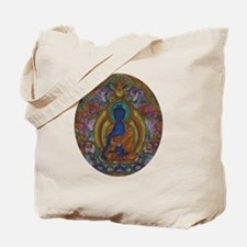 Unique Buddhism Tote Bag
