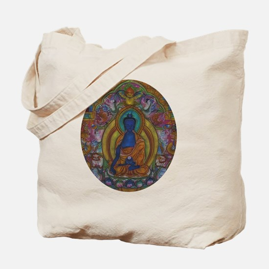 Buddhism Tote Bag