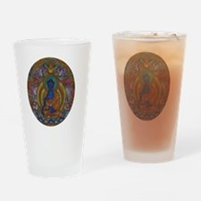 Unique Tibetan buddhism Drinking Glass