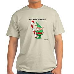 Put this Where? T-Shirt