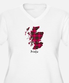 Map - Brodie T-Shirt