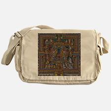 Unique Buddha Messenger Bag