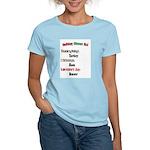 What's Hot Today? Women's Light T-Shirt