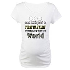 First Cavalry, Beer & God Shirt