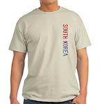 South Korea Stamp Light T-Shirt