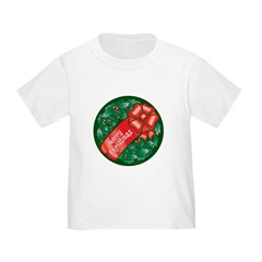 Christmas Wreath T