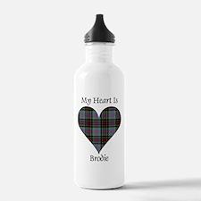 Heart - Brodie hunting Water Bottle