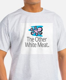 Octopus The Other White Mea T-Shirt
