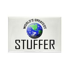 World's Greatest STUFFER Rectangle Magnet
