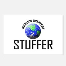 World's Greatest STUFFER Postcards (Package of 8)