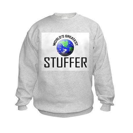 World's Greatest STUFFER Kids Sweatshirt