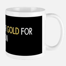 Childhood Cancer: Gold For My Son Mug
