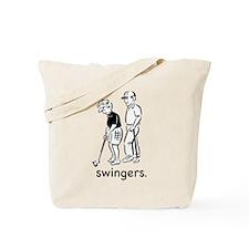 Swingers Tote Bag