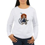Broken Rt Arm Women's Long Sleeve T-Shirt