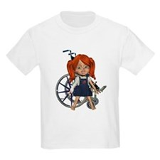 Broken Rt Arm T-Shirt
