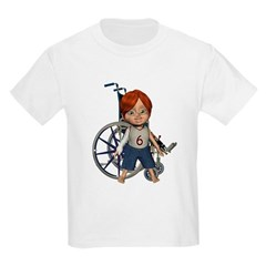 Kevin Broken Rt Arm T-Shirt