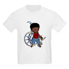 Keith Broken Rt Arm T-Shirt